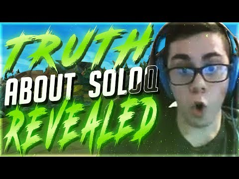 TFBlade | EXPOSING THE TRUTH ABOUT SOLO QUEUE