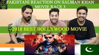 Pakistani Reacts to Race 3 | Official Trailer | Salman Khan | Remo Dsouza | Jacqueline Fernandez