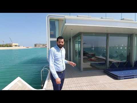 Floating Sea Horse I Unique Property To Own I Dubai World Island I 10% Guaranteed ROI For 10 Years !