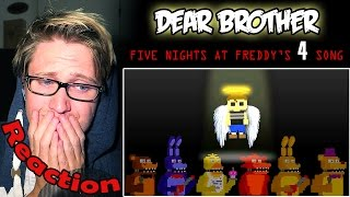 Dear Brother - FIVE NIGHTS AT FREDDY