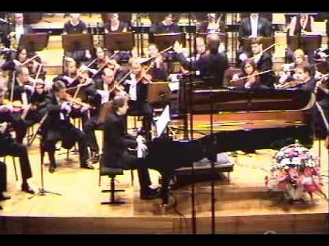 "I.J. Paderewski - ""Polish Fantasy"" in Gis minor for piano and orchestra, Op. 19, 1st Movement"