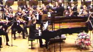 "I.J. Paderewski - ""Polish Fantasy"" in Gis minor for piano and orchestra, Op. 19, 1st Movement"