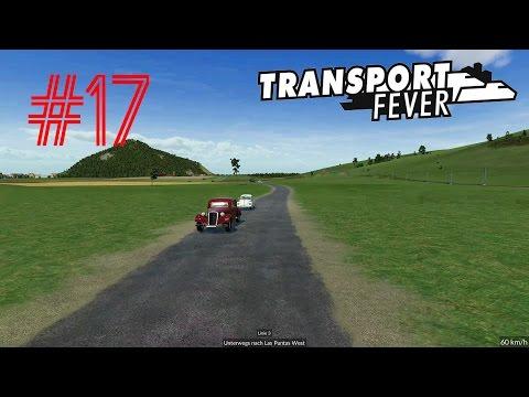 Let's Play Transport Fever [Deutsch] #17: Das erste Flugzeug startet! [Europa Kampagne]