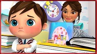 Homework Song + The BEST SONGS For Children - Banana Cartoons Original Songs [HD]