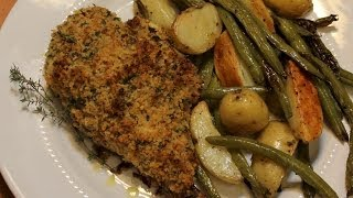 Herb Breaded Chicken Breasts - Recipe