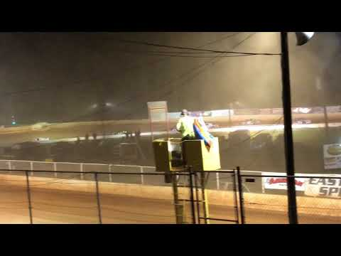 Carl 'MailMan' Maree Renegade Main East Lincoln Speedway 8-25-2018