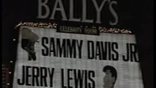 Sammy Davis Jr & Jerry Lewis - Live