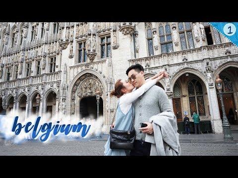 [上集] 比利時 布魯塞爾 VLOG in Belgium Brussels; ft.manson | kayan.c