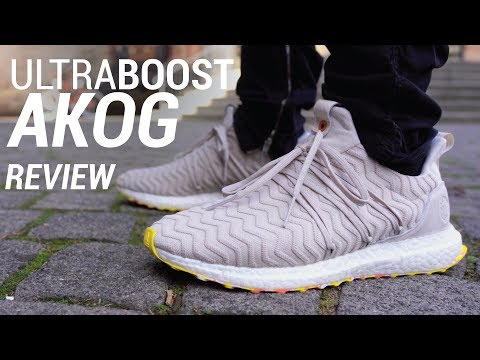 ADIDAS ULTRA BOOST A KIND OF GUISE AKOG REVIEW