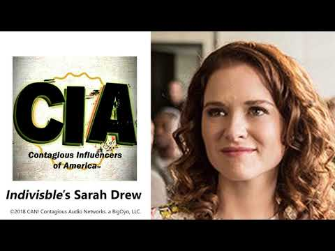 14: SARAH DREW talks about family and life from