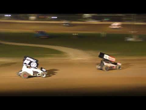Plymouth Dirt Track 360 Sprint B Main 8-23-2019
