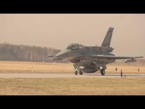 F-16 Fighting Falcon - 32 Baza Lotnictwa Taktycznego w Łasku