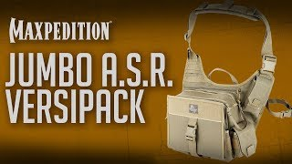The Jumbo A.S.R. Versipack is a special edition of the Jumbo Versip...