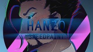 Scion - Hanzo - Speedpaint