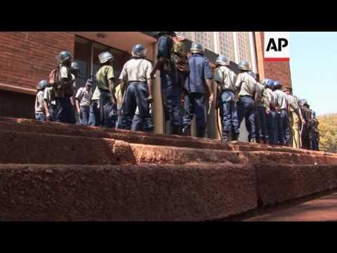 War Veterans' leader bailed in Zimbabwe