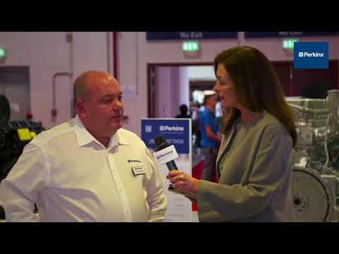 Perkins delivers extensive product support globally