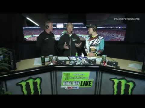 Race Day LIVE 2015 - Round 13 - St. Louis, MO At The Edward Jones Dome