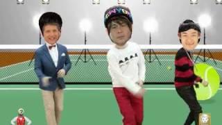Tennis Frankie Arinoli Feat. Neil Buchanan, and Guy Delise