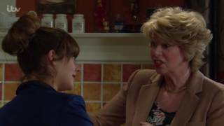 Diane And Victoria Have Things To Talk About - Emmerdale