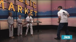 Three Burien martial arts students named state champions - New Day NW