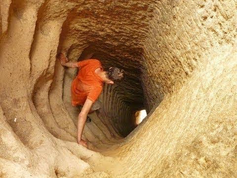 人間の深さの限界への挑戦 ?