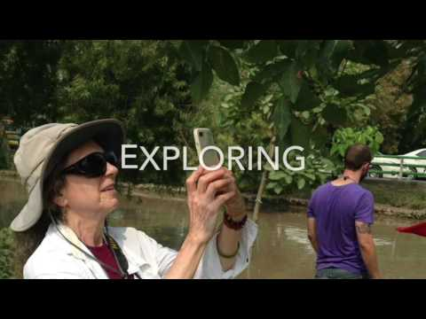 Learning Streams International: Student Video: Lahore Canal