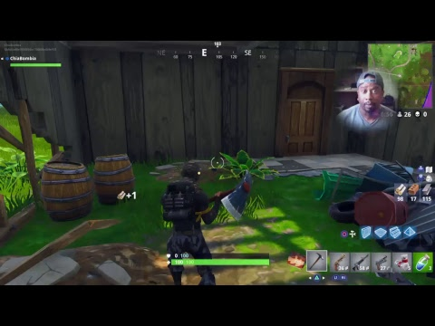 Fortnite Virgin Cherry Busting!!!