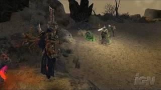 Dungeon Siege II: Broken World PC Games Trailer - The Sage