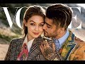 Gigi Hadid & Zayn Malik - Cute moments HD