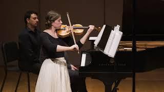 John Corigliano Violin Sonata, Mov 3