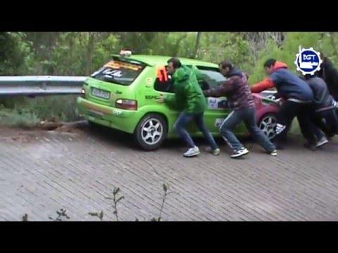 Rally Igualada 2016 | Crash & Show