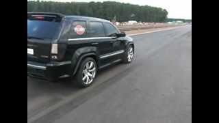 Jeep Grand Cherokee SRT-8 kompressor
