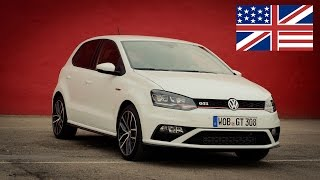 2015 Volkswagen VW Polo GTI DSG Facelift 192 hp - Test, Test Drive and In-Depth Car...
