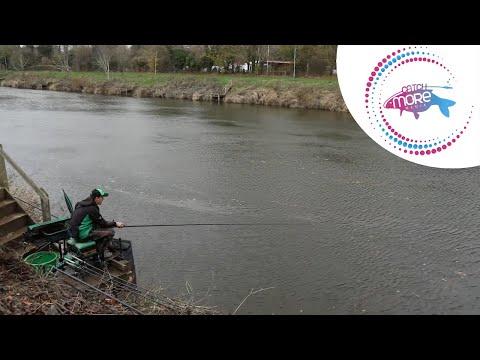 Rory Jones: My River Wye Groundbait Attack