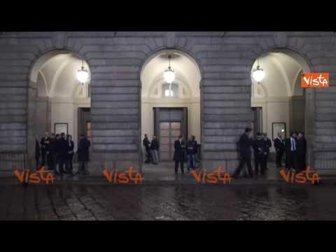 Mattarella alla Scala per i 150 anni dalla nascita di Toscanini