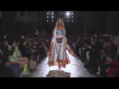 Encore! - Paris Fashion Week: Politics and climate change meet 'la mode'