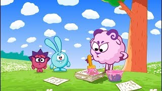 Скамейка - Смешарики 2D |Мультфильмы для детей