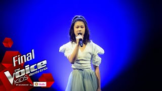 คริสตา - Hallelujah - Final - The Voice Kids Thailand - 7 Sep 2020