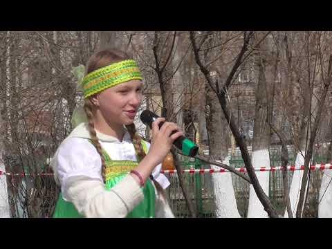Первомай в Соликамске (Боровск) 1 мая 2019 г.у памятника Ладкина - 5 ч.