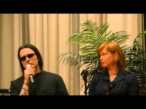 Damien Echols talks about life after death row, Brandeis University, February 5, 2013