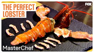 Download Gordon Ramsay Demonstrates How To Cook The Perfect Lobster | Season 7 Ep. 6 | MASTERCHEF Mp3 and Videos