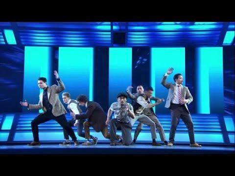 Avant Garde - mix van dansstijlen - TIME TO DANCE