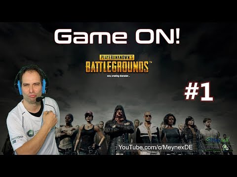 MeyneX Game ON! PLAYERUNKNOWN'S BATTLEGROUNDS ★ Special & Lord Curse & Tim... GameON!