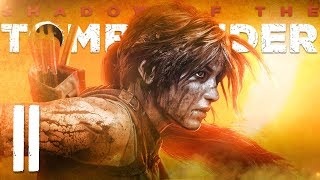 Przebieranki | Shadow of the Tomb Raider [#11]