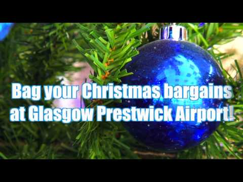 Christmas Sale at Glasgow Prestwick Airport 2016