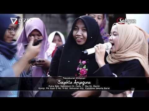 Nissa Sabyan : Sebelum Terkenal ( Turun Panggung ) Ahmad Ya Habibi