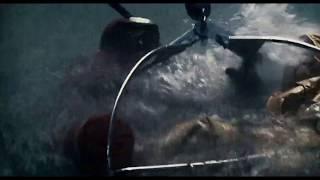 Крушение спасательного вертолёта ... отрывок из фильма (Спасатель/The Guardian)2006