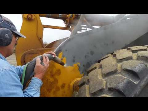 All American Dustless Blasting Commercial and Industrial Blasting