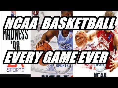 NCAA BASKETBALL EVOLUTION HISTORY (1998 - 2009)