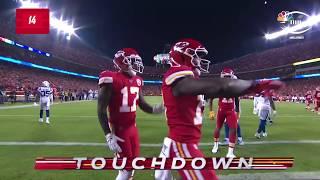 Las Mejores 20 Jugadas de la Temporada 2019 de la NFL